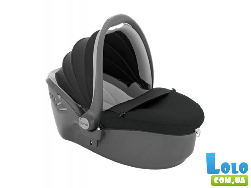Автокресло Britax-Romer Baby-Safe Sleeper Black (черное)