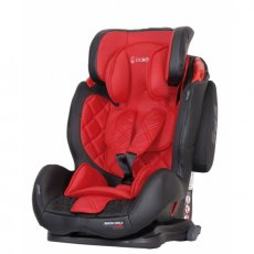 Автокресло Coletto Sportivo Only Red (красное)