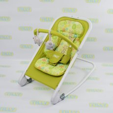 Шезлонг-качалка Baby Tilly Green BT-BB-0005 (зеленый)