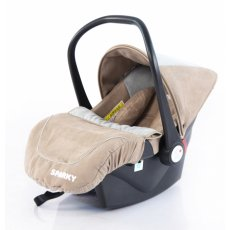 Автокресло  Baby Tilly Sparky BT-CCS-0001 Brown