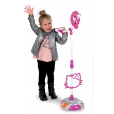 "Музыкальный набор Smoby ""Hello Kitty. Микрофон"" (27293)"