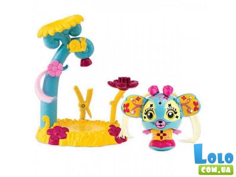 Мягкая игрушка #039;плюшевый зублс-подушка hooper#039;, zoobles 49011 мягкая игрушка плюшевый