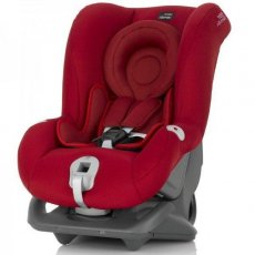 Автокресло Britax-Romer First Class Plus Flame Red (красное)