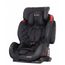 Автокресло Coletto Sportivo Only Isofix Black (черное)