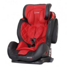 Автокресло Coletto Sportivo Only Isofix Red (красное)