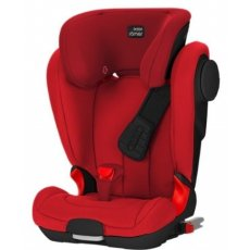 Автокресло Britax-Romer KidFix II XP Sict Black Series Flame Red (красное)
