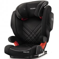 Автокресло Recaro Monza Nova 2 SeatFix Performance Black (черное)
