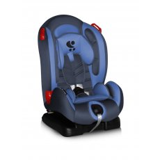 Автокресло Bertoni F1 Dark&Light Blue (синее)