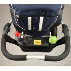 86a284e3bccc Купить Органайзер для коляски Kinder Comfort 100402 (черный ...