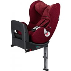 Автокресло Cybex Sirona Plus Infra Red Red (красное)