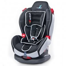 Автокресло Caretero Sport Turbo Black (черное)