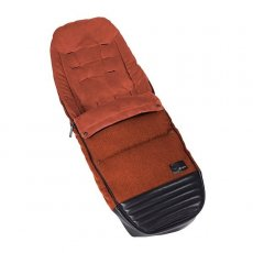 Чехол для ног Cybex Priam Footmuff Autumn Gold Denim Burnt Red 517000764 (оранжевый)