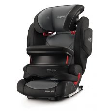 Автокресло Recaro Monza Nova IS Carbon Black (черное)