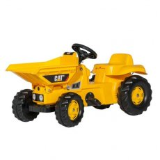 Веломобиль Rolly Toys Kid Dumper CAT (24179)