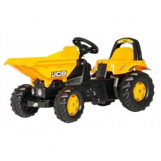 Веломобиль Rolly Toys Kid Dumper JCB (24247)