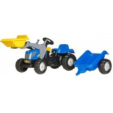 Веломобиль Rolly Toys Kid New Holland (23929)