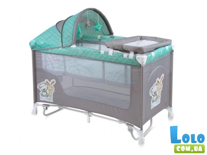 Кровать манеж для новорожденных купить