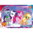 Пазлы My Little Pony, G-Toys, 126 эл.