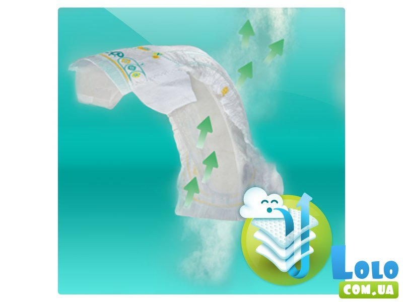 Подгузники Pampers Active Baby-Dry Размер 5 (Junior) 11-18 кг, 42 шт (4015400735779)