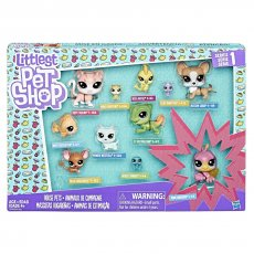 "Набор фигурок Littlest Pet Shop ""Home Buddies Pack"" (C1674)"