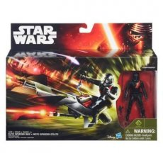 "Фигурка Hasbro ""Star Wars Elite Speeder Bike"" (B3718)"