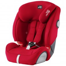 Автокресло Evolva 123 SL Sict Fire Red, Britax-Romer (красное)