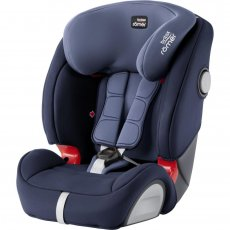 Автокресло Evolva 123 SL Sict Moonlight Blue, Britax-Romer (синее)