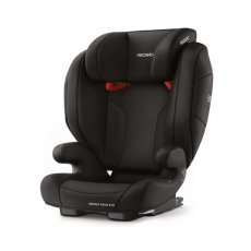 Автокресло Monza Nova EVO SeatFix Performance Black, Recaro (черное)