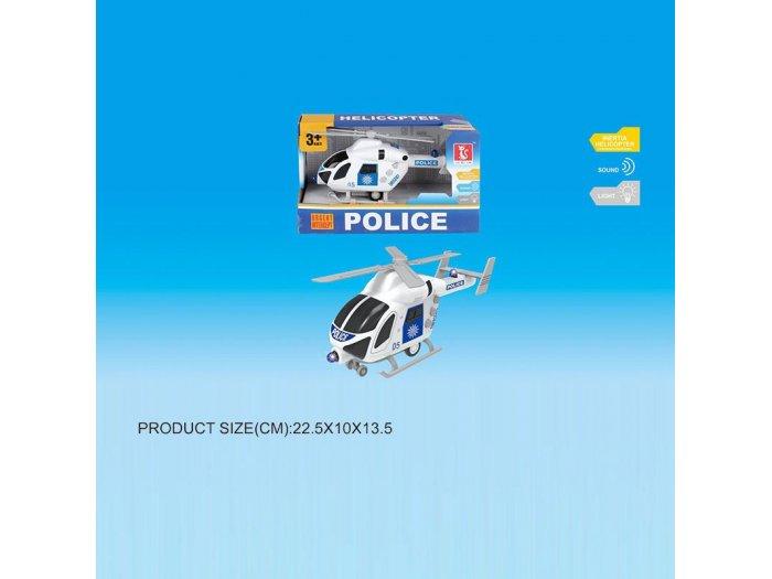 Китай / Игрушка Полицейский вертолет