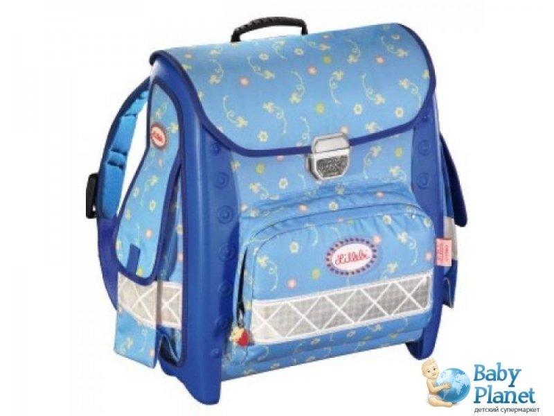 Рюкзаки и сумочки.  SAMSONITE. ivasik.ua.  SAMSONITE Ранец Flower Blue с наполнением 3 предмета.
